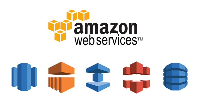 5 servicios de AWS