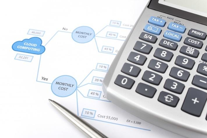 Costos de Cloud Computing sobre control