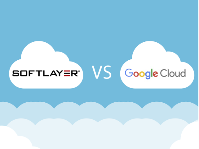 ¿Google Cloud o Softlayer?